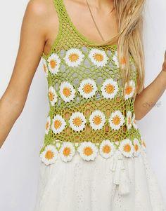 Crochetemoda: พฤษภาคม 2014