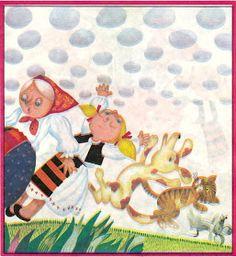 Anemone: Done Stan - Ridichea uriasa illustrations Children's Book Illustration, Botanical Illustration, Chinese Painting, Chinese Art, Aubrey Beardsley, Kay Nielsen, Japanese Calligraphy, Arabian Nights, Linocut Prints