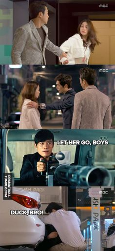 cr Dramatroll --------- Cunning Single Lady HAHAHAHAHA and they're married in real life which makes this even funnier! Cunning Single Lady, Joo Sang Wook, Watch Korean Drama, Happy D, Korean Shows, Drama Fever, Storm Shadow, Kdrama Memes, Let Her Go