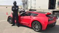 Corvette C7 Shooting Brake customized.