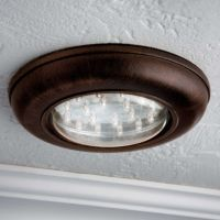 Wireless LED Ceiling Light with Remote Control