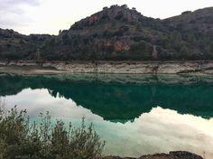 Reflejos ruiderenses en la Ossa  Laguna Lengua  #ruideratreasures #photography
