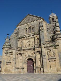 Fotos Sacra Capilla del Salvador de Úbeda - #Jaén – España
