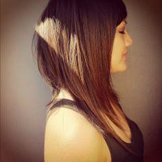 Extreme Angled Bob Hairstyle And Haircuts.. My next hair cut! Always love bob hair styles!