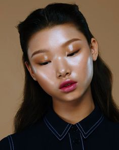 43 Ideas Fashion Editorial Makeup Dewy Skin For 2019 Dewy Makeup, Beauty Makeup, Hair Makeup, Hair Beauty, Beauty Skin, Beauty Advice, Beauty Secrets, Beauty Hacks, Make Up Looks