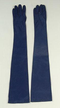 1950 Balenciaga Evening gloves