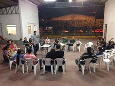 Primeiro Encontro de Casais do IMPF. Em: 26. Julho. 2014 Local: Comunidade Menino Jesus de Praga Bairro: Nova Cidade - Manaus  11 CASAIS presentes!