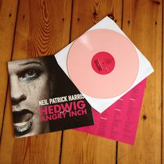 Neil Patrick Harris - Hedwig and The Angry Inch Musical Soundtrack (Limited Pink Vinyl)