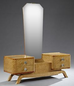 Art Deco is a futuristic style from the early twentieth century that influenced the design of everything from buildings to science fiction movies. And when you look at these pieces of Art Deco furniture, you'll see why.