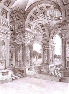 Roman Architecture Vault roman arch voussoirs - google search | art projects | pinterest
