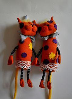 Чудные игрушки от Савиной Юлии. Обсуждение на LiveInternet - Российский Сервис Онлайн-Дневников