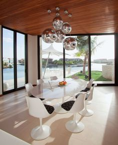 Sleek And Spare, Bonaire's Hypnotic Charm And Graceful Ambiance Are On Display In One Award-Winning Home