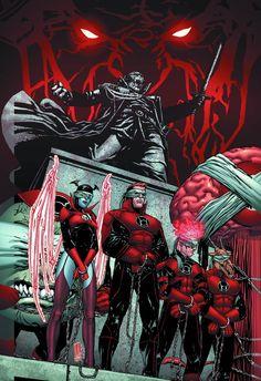 DC Comics Solicitations for December 2013 - IGN Green Lantern Corps, Red Lantern, Dc Heroes, Comic Book Heroes, Comic Books Art, Comic Art, Comic Manga, Anime Manga, Marvel Vs