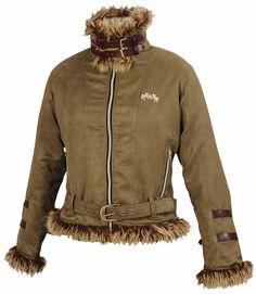 The Lexington Horse - Equine Couture Aviator Jacket, $129.95 (http://www.lexingtonhorse.com/equine-couture-aviator-jacket/)