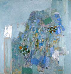 Shafic Abboud - Rétrospective IMA - Galerie