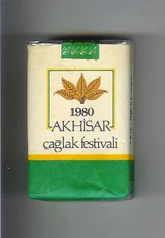 Akhisar Çağlak Festivali Source by Cigarette Brands, Cigarette Case, Photography Exhibition, Cigar Smoking, Vintage Advertisements, Decoration, Decoupage, Diy And Crafts, Nostalgia