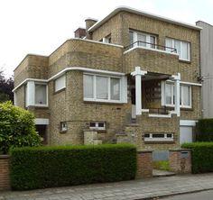 Modernistisch woonhuis België