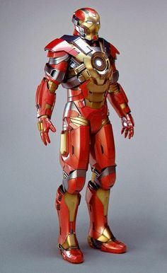 avengers 2 | Vibranium Armor for Iron Man in Avengers 2: Age of Ultron ...