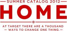 Target - Home Summer Catalog