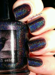 """CrowsToes Nail Color """"One Trick Pony"""""""