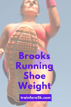 The average weight of a Brooks running shoe is 9.05 ounces. The heaviest Brooks running shoe is the Brooks Dyad and the lightest is the Hyperion Tempo. Brooks is a company that has made some solid technological gains in their shoe designs over the years, so let's take a look at the average of how much its shoe weighs. We added the different sizes of each of the shoes in each line to come up with the average weight.