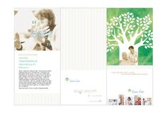The Johnson Building Brochures By Cartlidge Levene London - Breastfeeding brochure templates