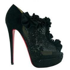 Black Lace.! Obsessed with these! @Jorden Oliver figured you would love them just as much as me ;D