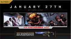 Are you expecting to jump from Call of Duty Advanced Warfare multiplayer to the Exo zombies DLC with friends and family? Advanced Warfare Zombies, Xbox 360, Playstation, Zombie Pics, Black Ops Zombies, Silkroad Online, Call Of Duty Zombies, Riot Points, Boxing Live