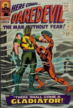 Daredevil #18, the Gladiator