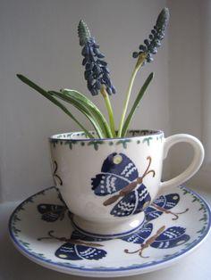 Emma Bridgewater Butterfly cup & saucer