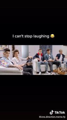 Super Funny Videos, Funny Video Memes, Crazy Funny Memes, Funny Short Videos, Really Funny Memes, Funny Relatable Memes, One Direction Videos, One Direction Humor, One Direction Pictures