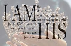 I am His Daughter!
