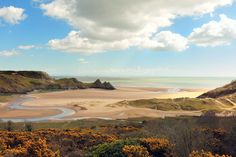 Gower Peninsula | 17 British Landscapes That Are So Beautiful You'll Want To Cry