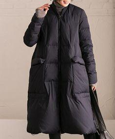 OIKAY Winter Outwear Hooded Zipper Mantel Damen Warm Slim Jacke Dicke Parka Mantel Jacke