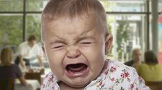 Parents Of Crying Child Must Not Be Any Good - The Onion - America's Finest News Source