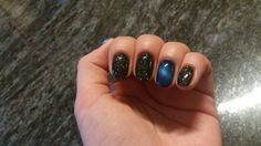 #black #crystal #blue #tigereye #my #nails