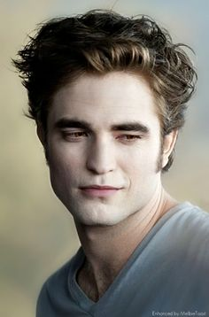 His beautiful eyes and the way he looks at Bella so romantic *melts* ~ Edward Cullen eclipse