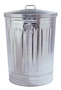 How To Paint On Galvanized Metal Garbage Cans Ehow