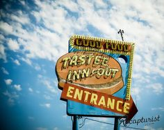 Vintage signs, typography & logos - awesome design inspiration and just plain awesome photography too!