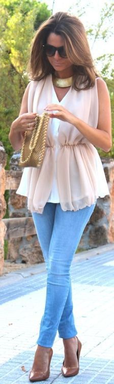Girl on Heels