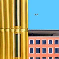 Les photos darchitectures colorées de Ramin Nasibov  2Tout2Rien