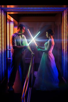 A Stars Wars lovers dream. Photo: Jacob, Disney Fine Art Photography