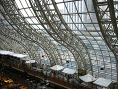 curved roof structure - Google Search