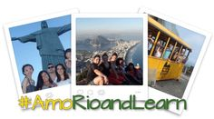 #AmoRioandLearn Experience > you can take part and experience what it is like to be at Rio & Learn with four hours of Portuguese classes in group, and in one of our RioLIVE! Activities. All for free!