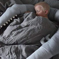 For Sale - Full Cotton Ins Northern Europe Gray Crocodile Around Baby Bed Bumper Bedding Ins Comfort Pillow Baby Room Decoration Toys Baby Crib Bumpers, Baby Bumper, Cot Bumper, Baby Cribs, Crib Pillows, Kids Pillows, Baby Bedding, Boho Pillows, Comforters