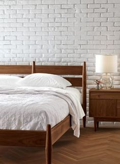 Grove bed refines your bedroom furniture with its functional, solid wood bed frame and versatile design for your bedroom furniture set. Modern Bedroom Furniture, Bed Furniture, Modern Room, Furniture Plans, Kitchen Furniture, Modern Beds, Timber Furniture, Furniture Websites, Furniture Layout