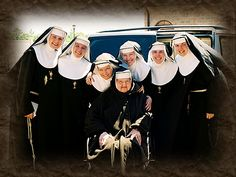 Hother Angelica & Nuns