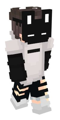 Check out our list of the best Mask Minecraft skins. Minecraft Mask, Minecraft Crafts, Minecraft Designs, Minecraft Plans, Minecraft Skins Assassin, Minecraft Skins Cute Boy, Minecraft Skins Aesthetic, Capas Minecraft, Mc Skins