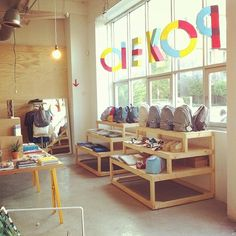 Poketo Poketo Store is open! Come by and say hi. 820 e. 3rd DTLA (Taken with Instagram at Poketo Store & HQ)