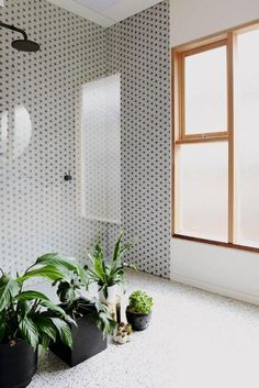 In my line of work I look at a lot of bathrooms, and I love seeing what's new, subtle (and not so subtle) shifts in the way designers approach this utilitarian space